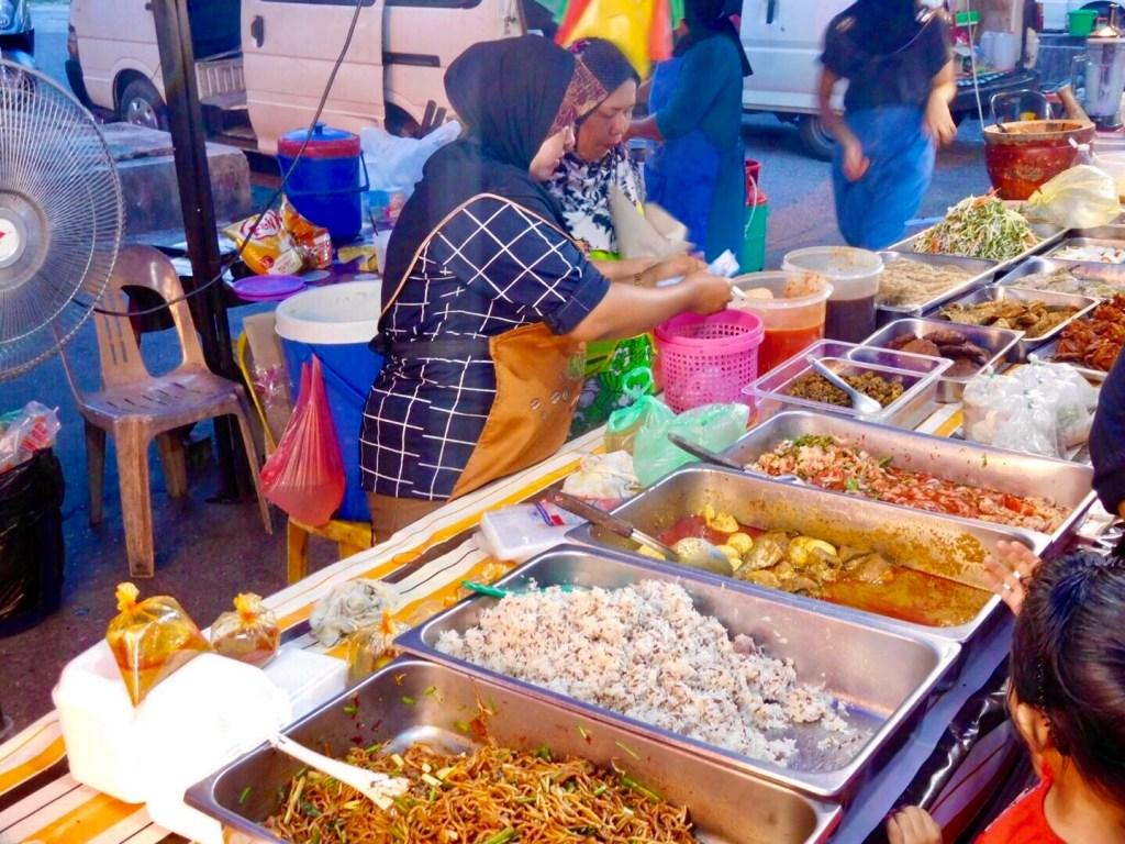 Night market Langkawi