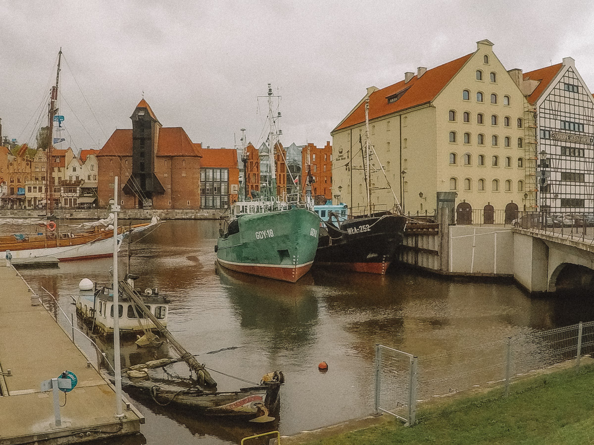 Marina, Gdansk, Poland