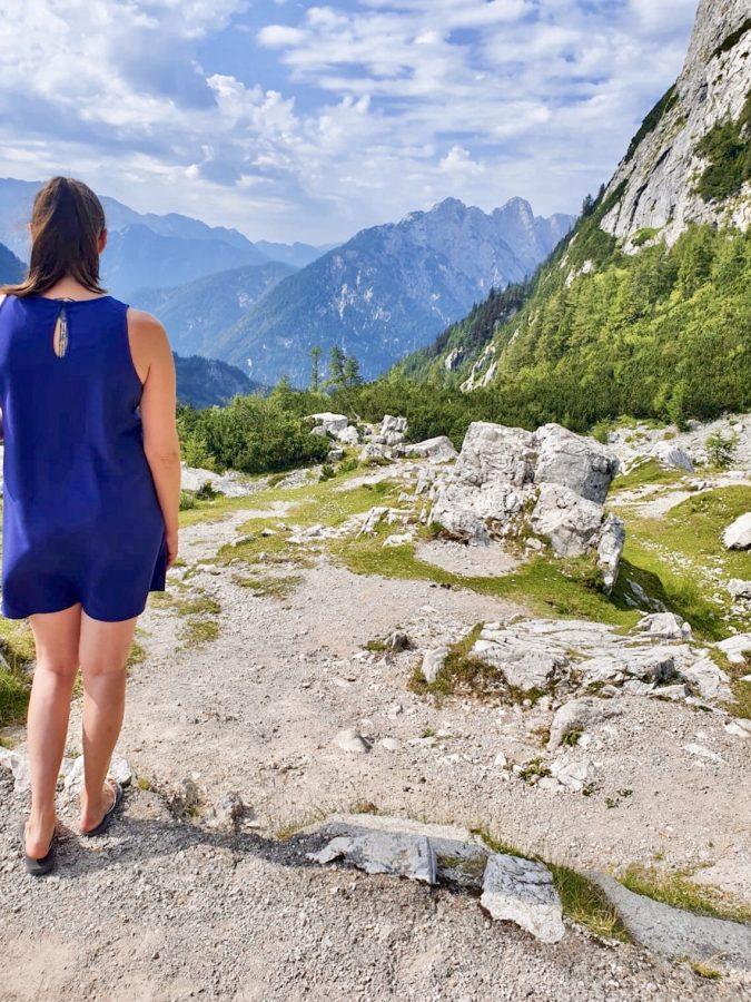 Slovenië 2020 - Triglav National Park - Vrsic Pass