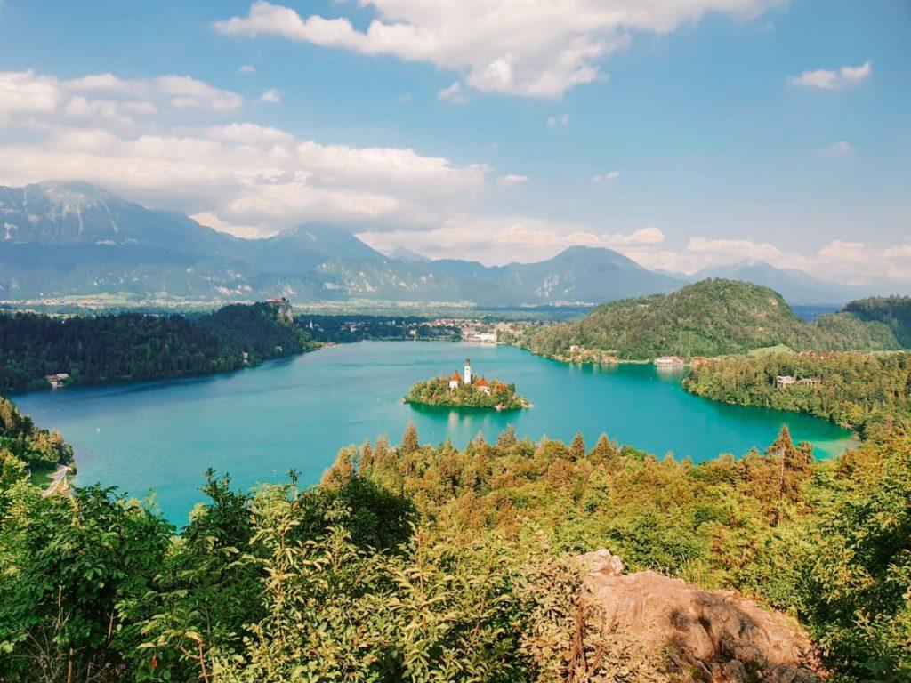 Slovenië 2020 - Lake Bled