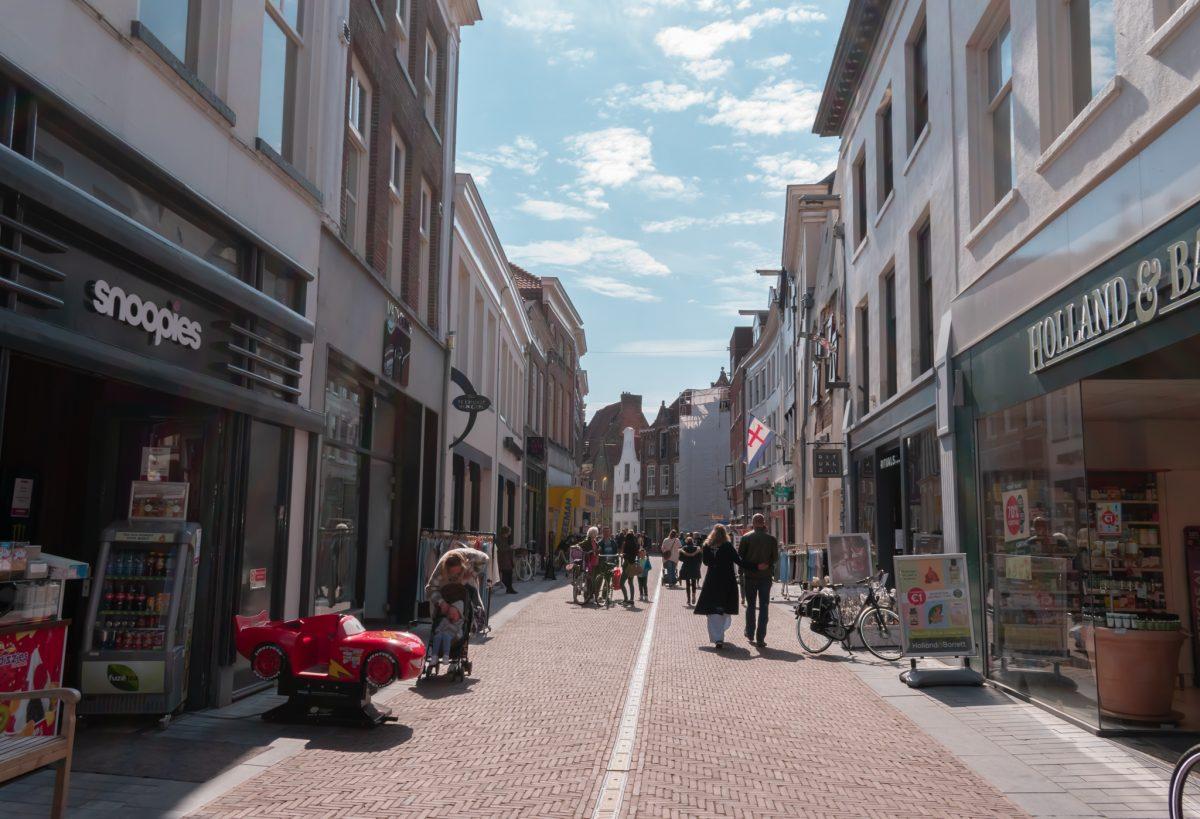 Winkelstraat Zutphen 1