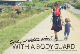 Send kids to school with a body guard – Episode 6 – A Healthy Bite