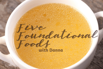 Five Foundation Foods for Nutrition with Danna – Episode 12 of A Healthy Bite