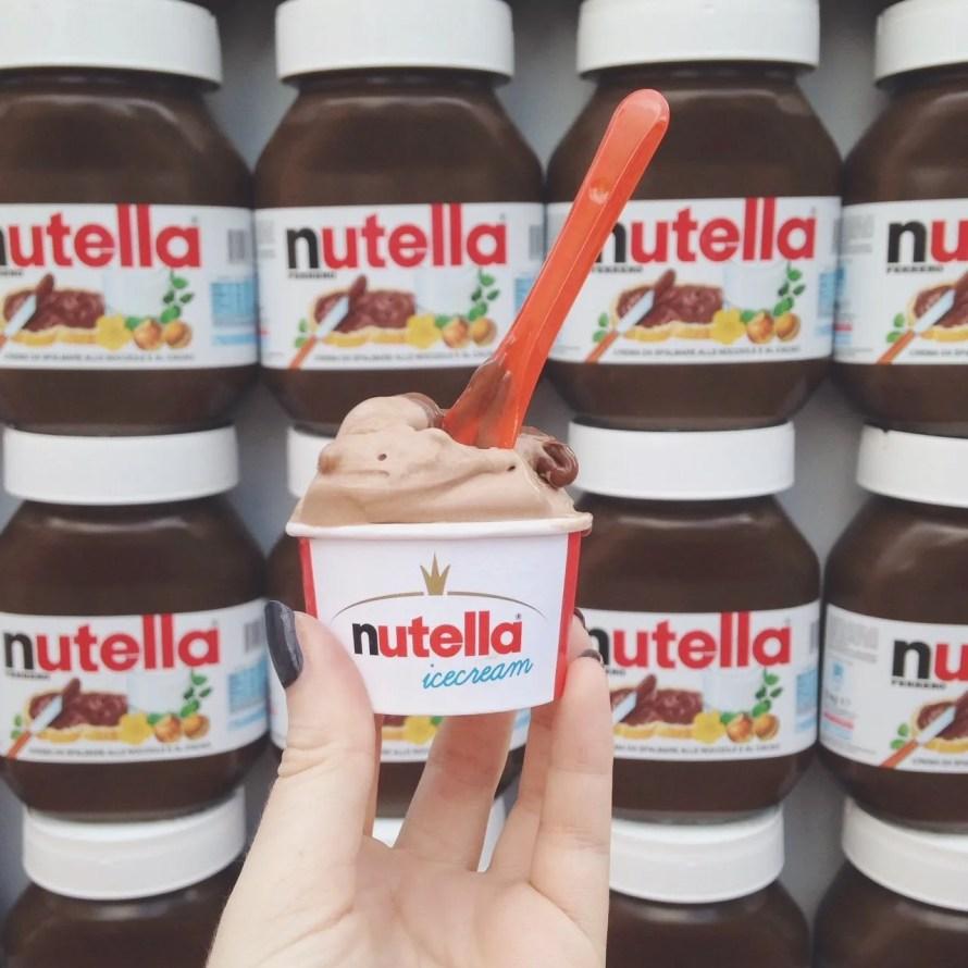ingridesign gelato festival 2015 nutella