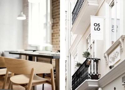 OSLO restaurant interior spain scandinavian