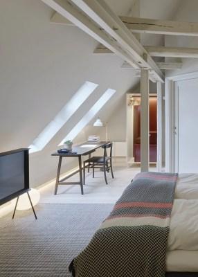 VILLA TERMINUS design hotel norway bedroom interior