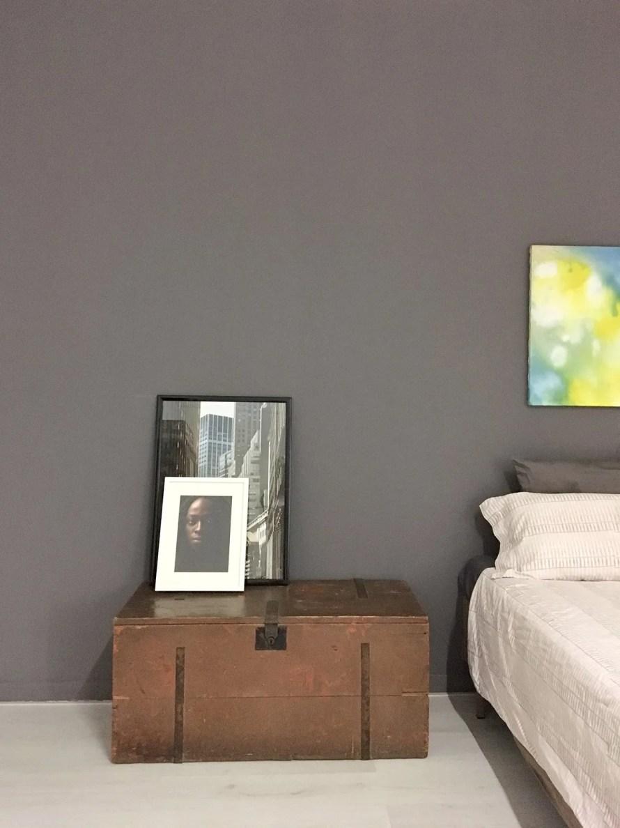 airbnb torino italy interior bedroom closeup 2