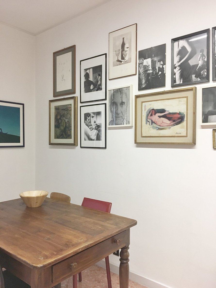 airbnb torino italy interior diningroom