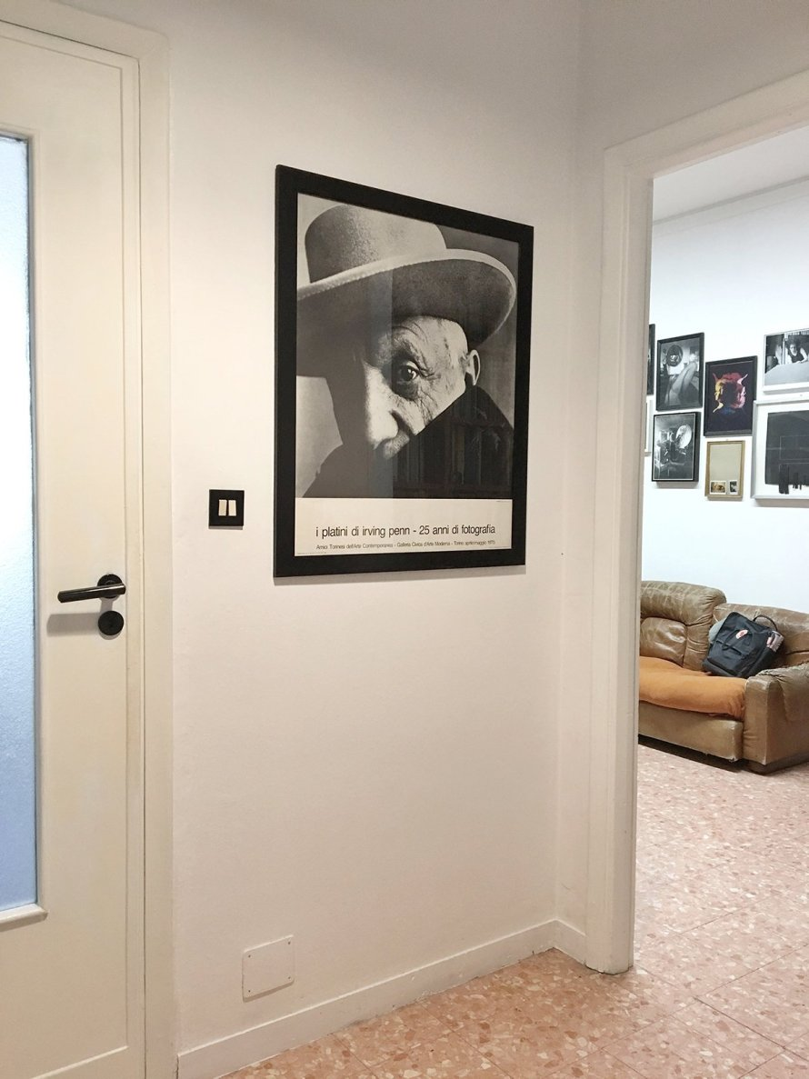 airbnb torino italy interior hallway 2