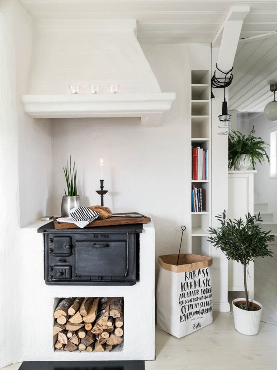 mylovelythings cozy candles kitchen scandinavian