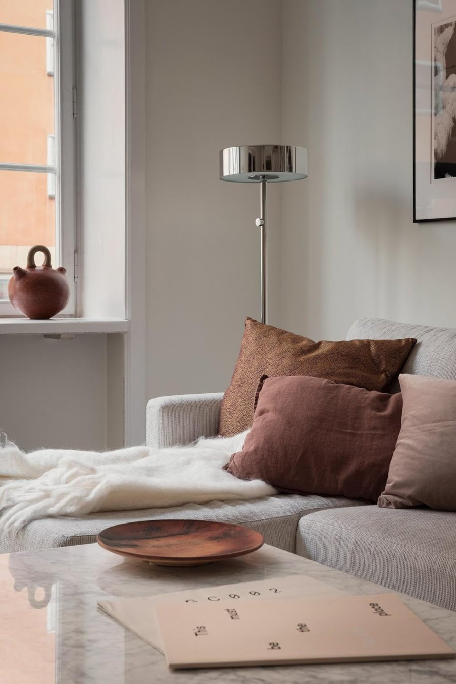livingroom terracota fantasticfrank scandinavian home