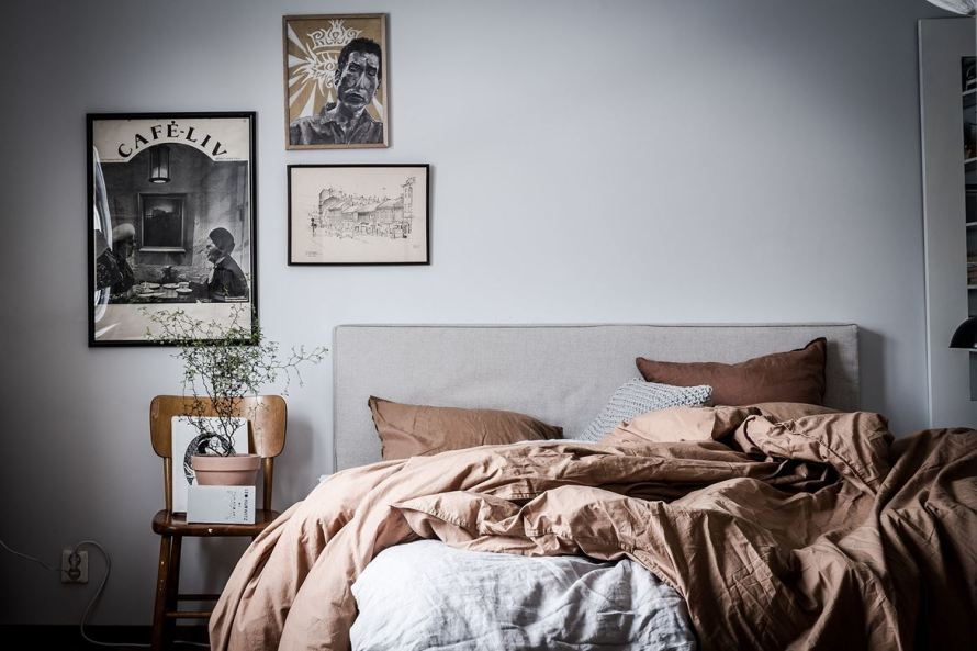 charming home sweden bedroom cozy