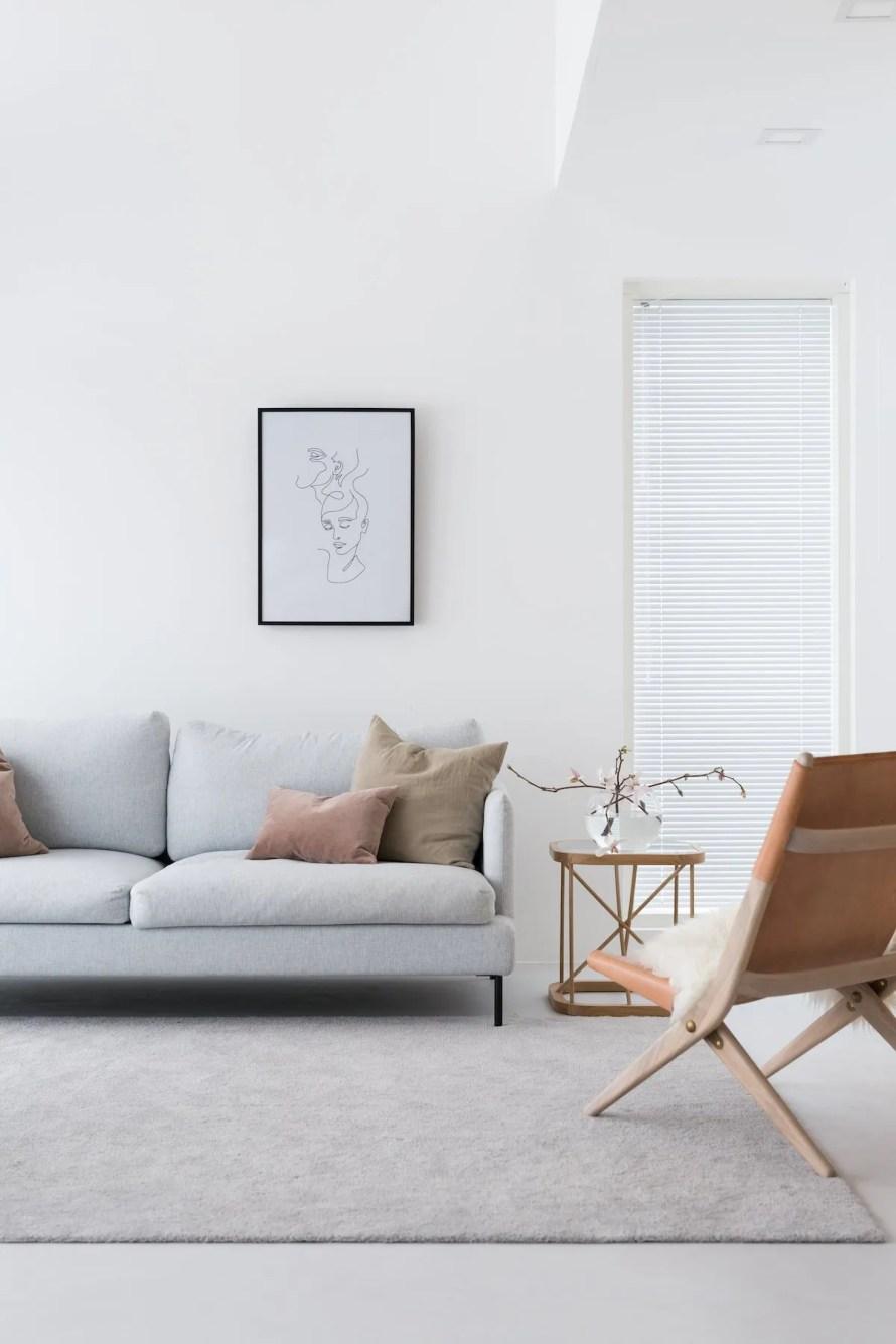 minishow home calm interior livingroom