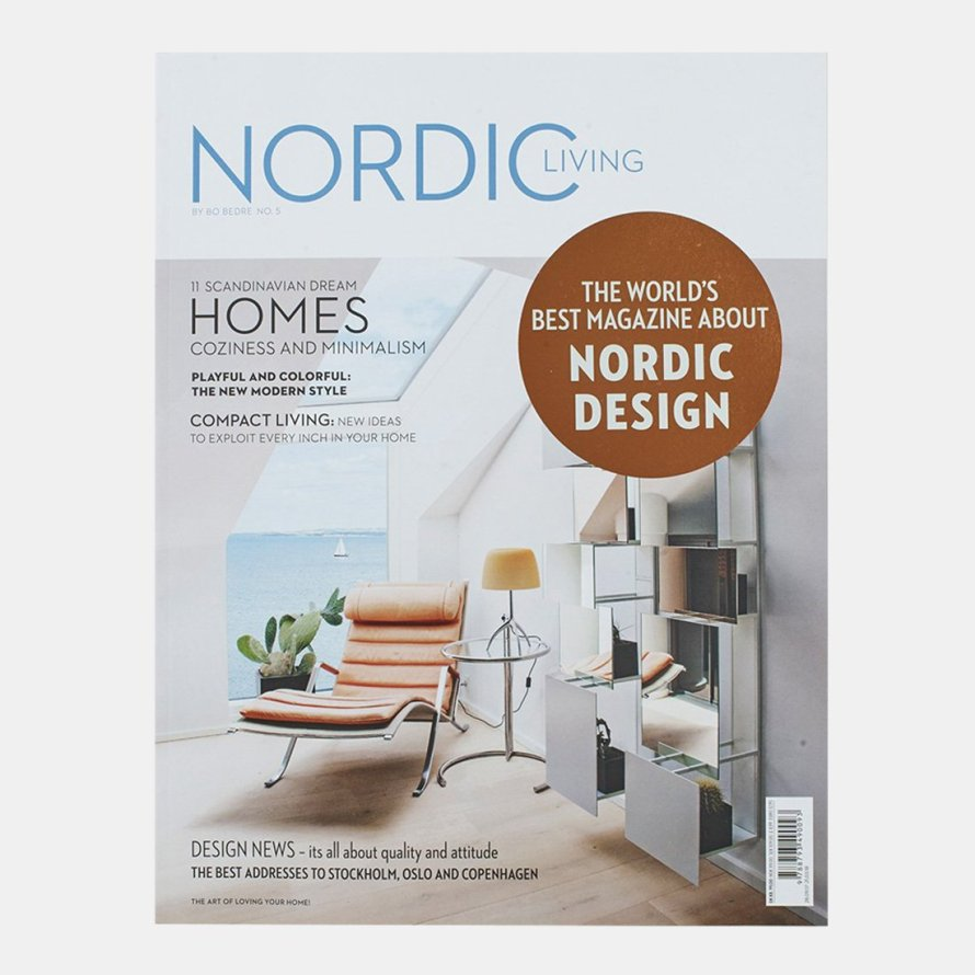 nordic living scandinavian design magazine