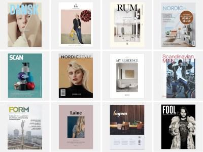 scandinavian magazines nordic 2018