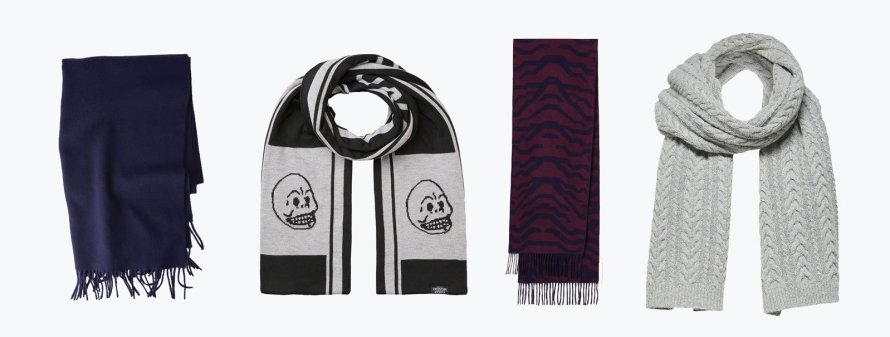 scandinavian scarfs autumn winter essentials