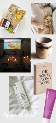 scandinavian feeling hygge weekend tips