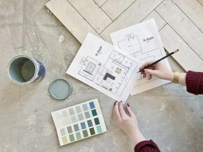 scandinavianfeeling home renovations floorplans