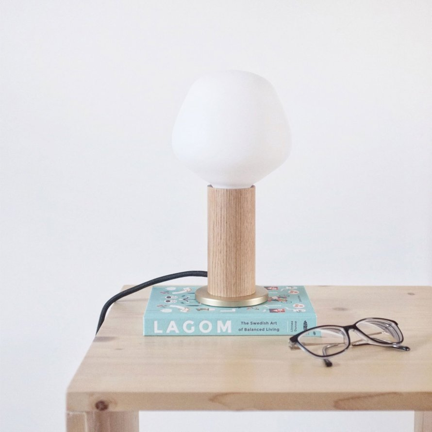 scandinavian hygge tips cozy lamp tala