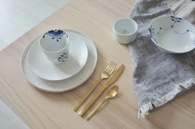 tableware royalcopenhagen table
