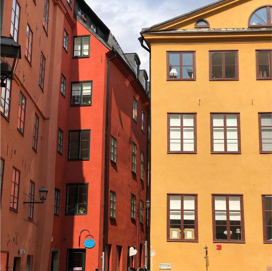 scandinavian feeling gamlestan
