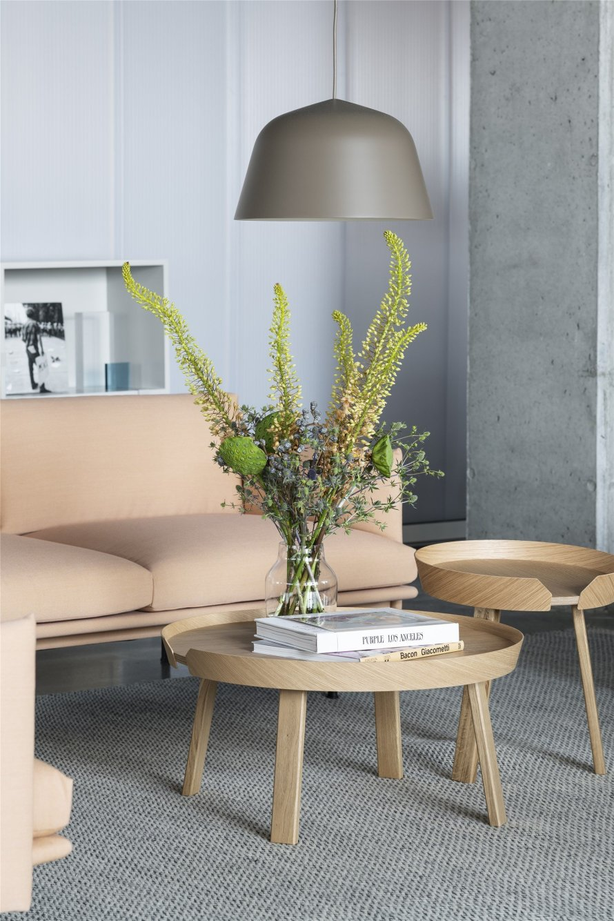 scandinavian feeling best coffeetables muuto around