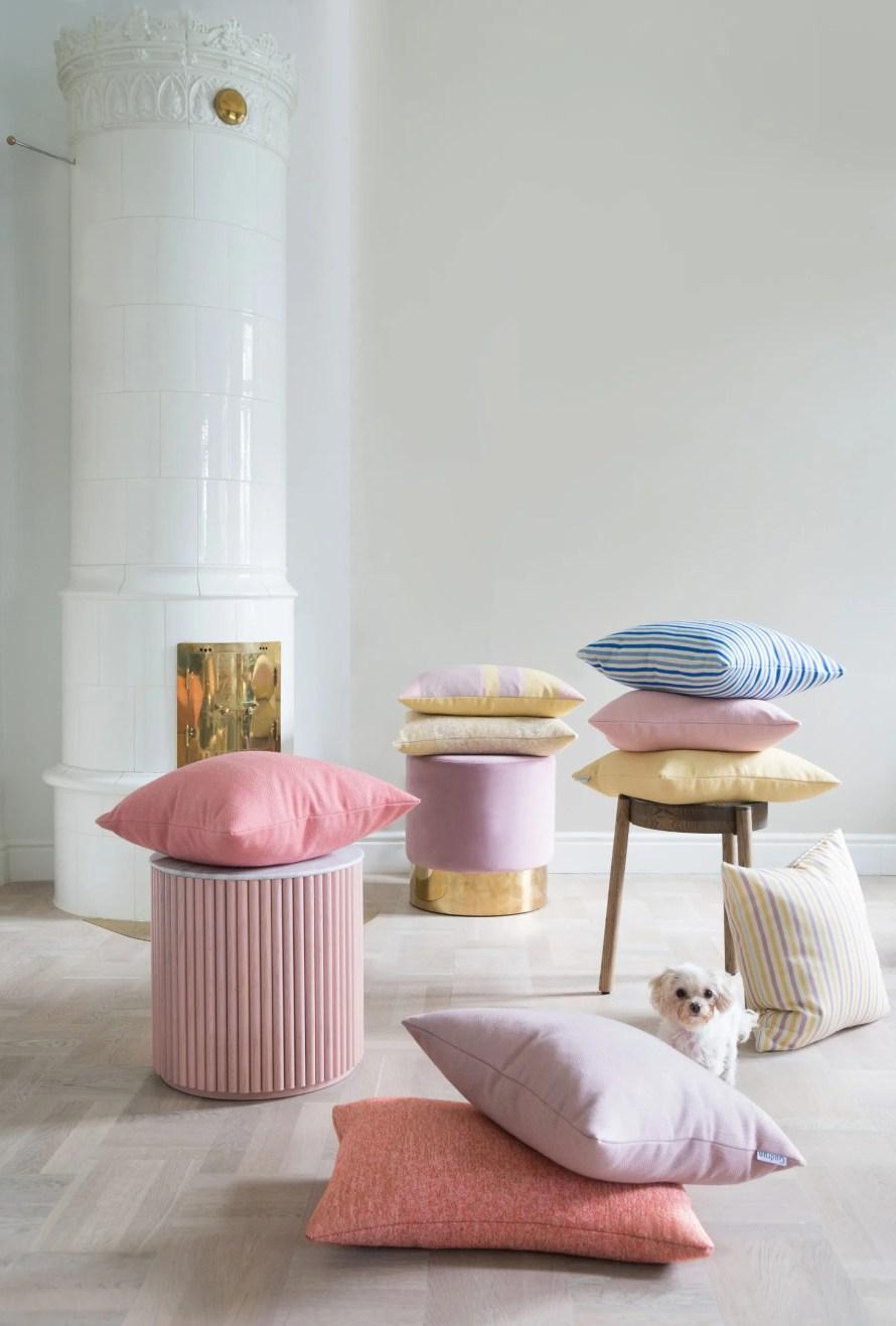 ThatScandinavianFeeling Gudrun pillows collection
