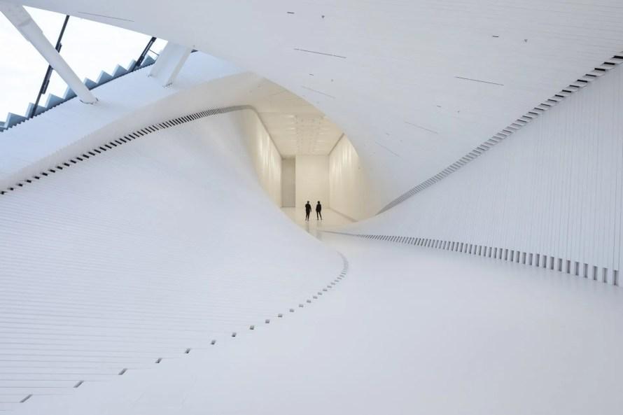 amazing norway travel kistefosmuseum inside