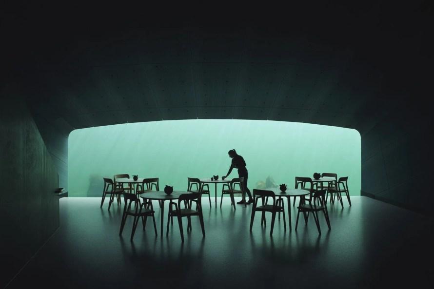 amazing norway travel restaurant under interior