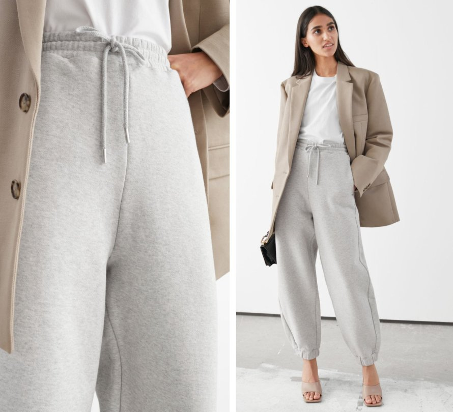 otherstories loungewear casual smart outfit