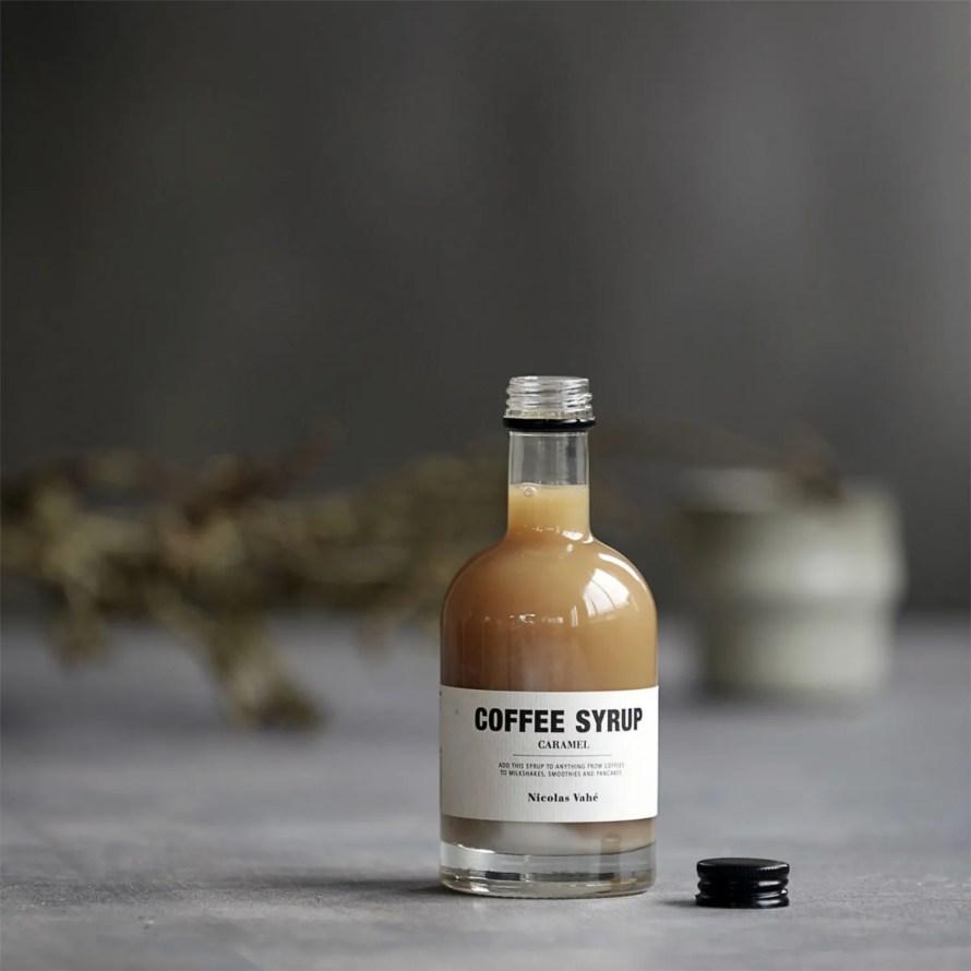 scandinavianfeeling coffee syrup