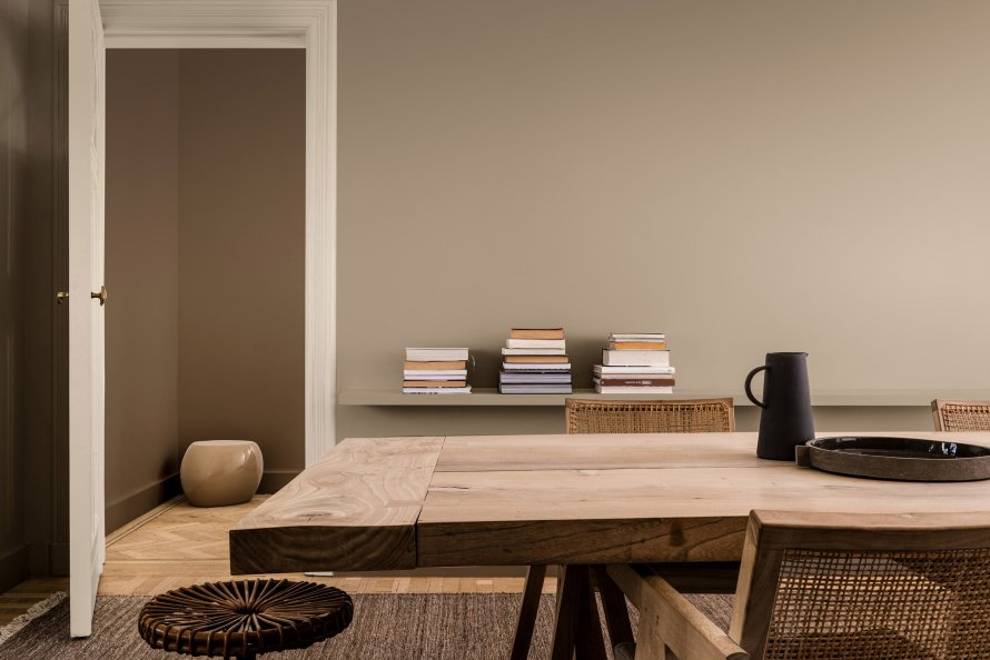 brave ground dulux colour year 2021 interior home