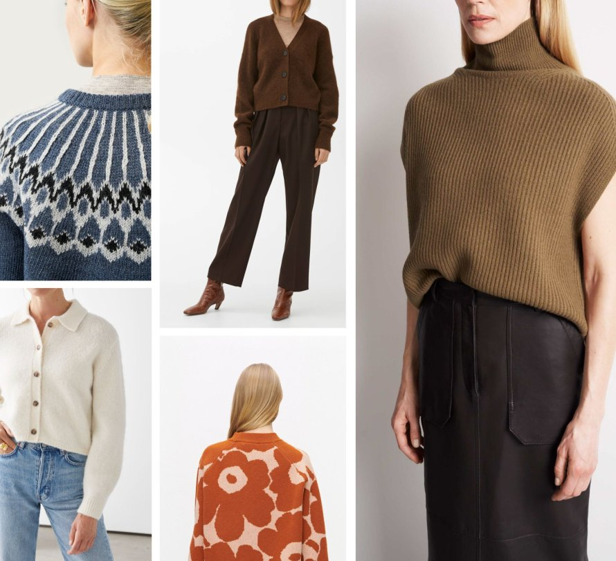scandinavian fashion autumn style inspiration nordic