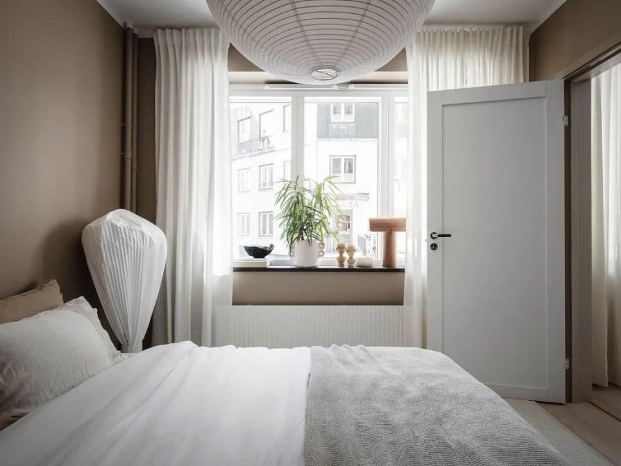 scandinavian feeling bedroom cozy hygge beige 2