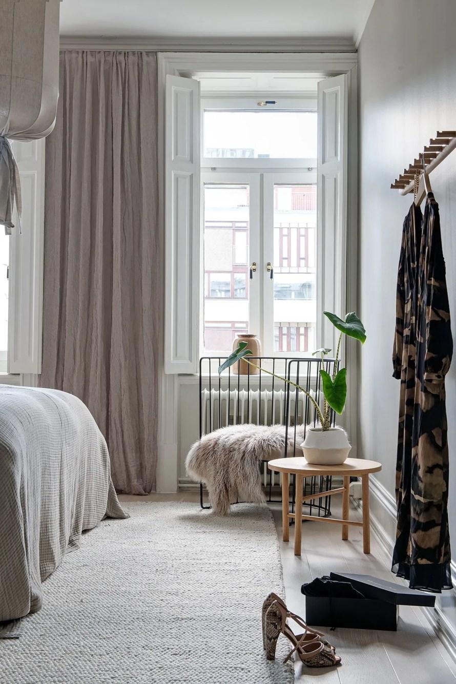 scandinavian feeling bedroom cozy hygge texture 1