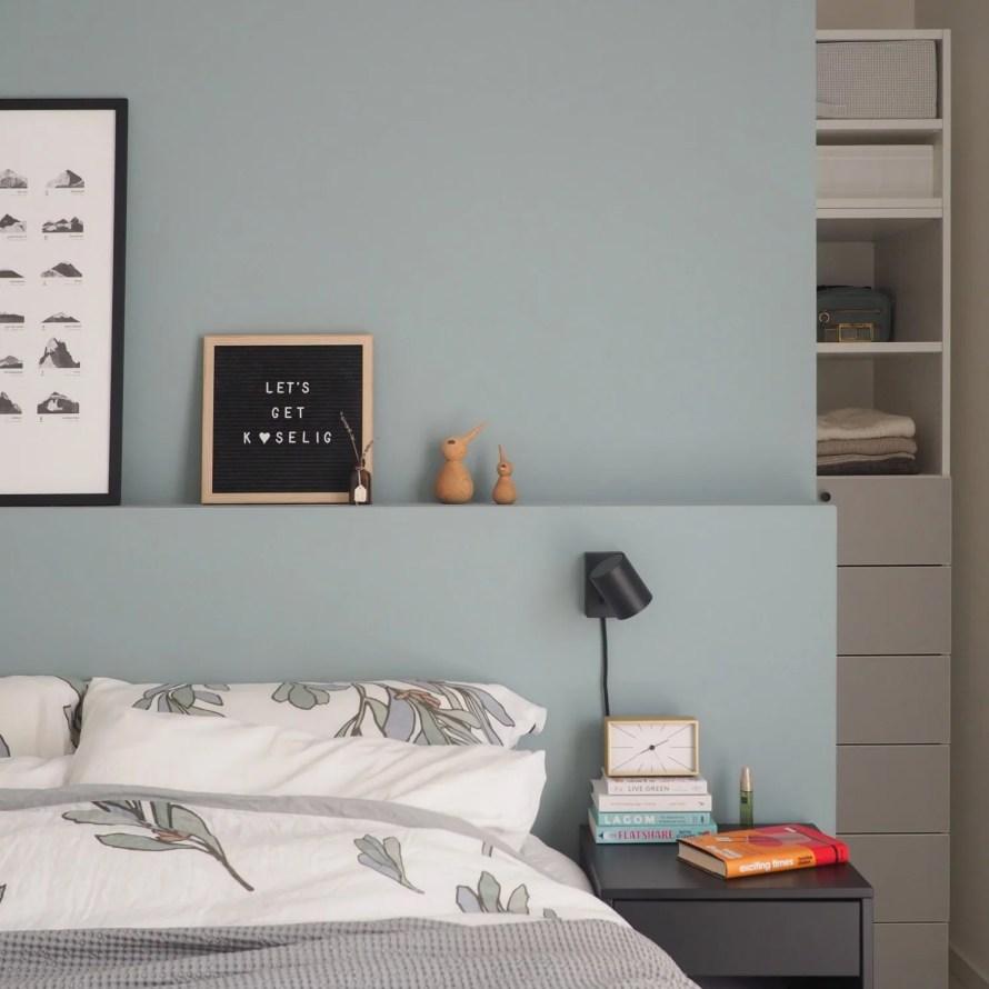 scandinavian feeling cozy bedroom koselig 2
