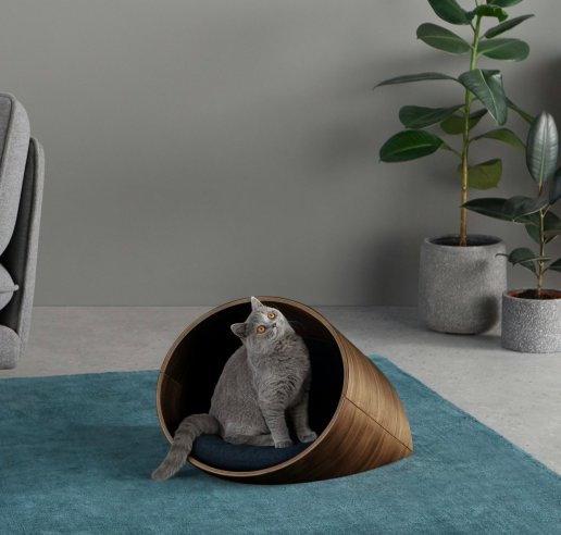 Kyali Oval Pet Bed