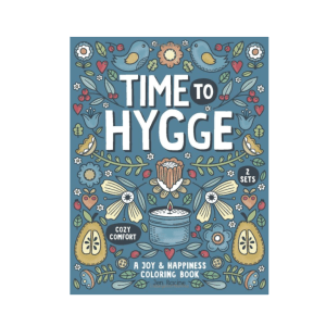that scandinavian feeling shop hygge colouring book