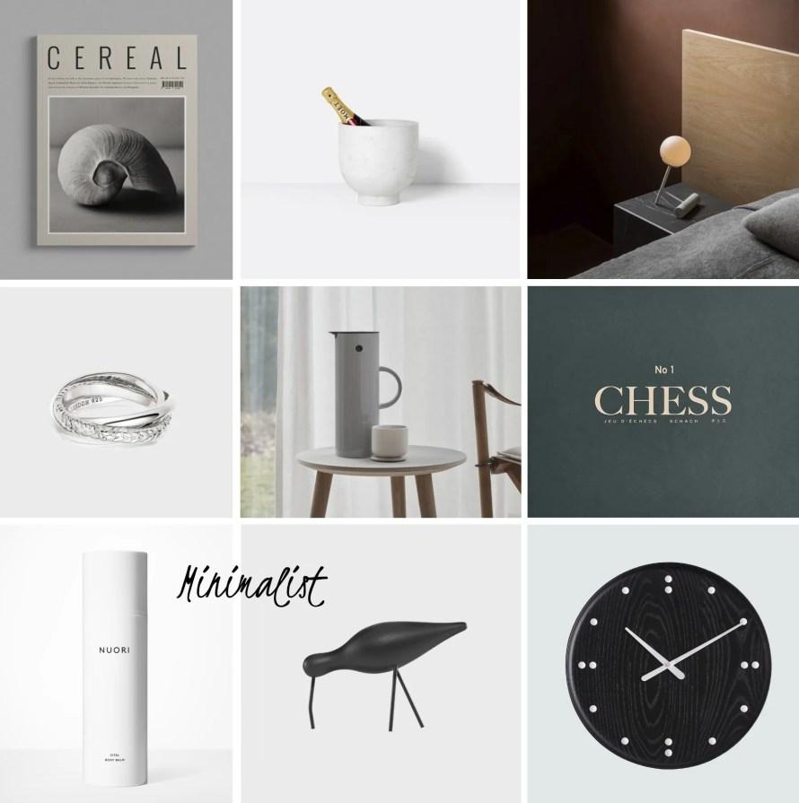 that scandinavian feeling gift guide the minimalist