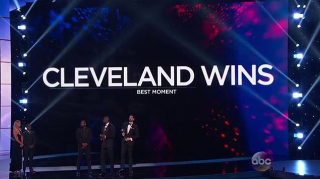 Cleveland Wins