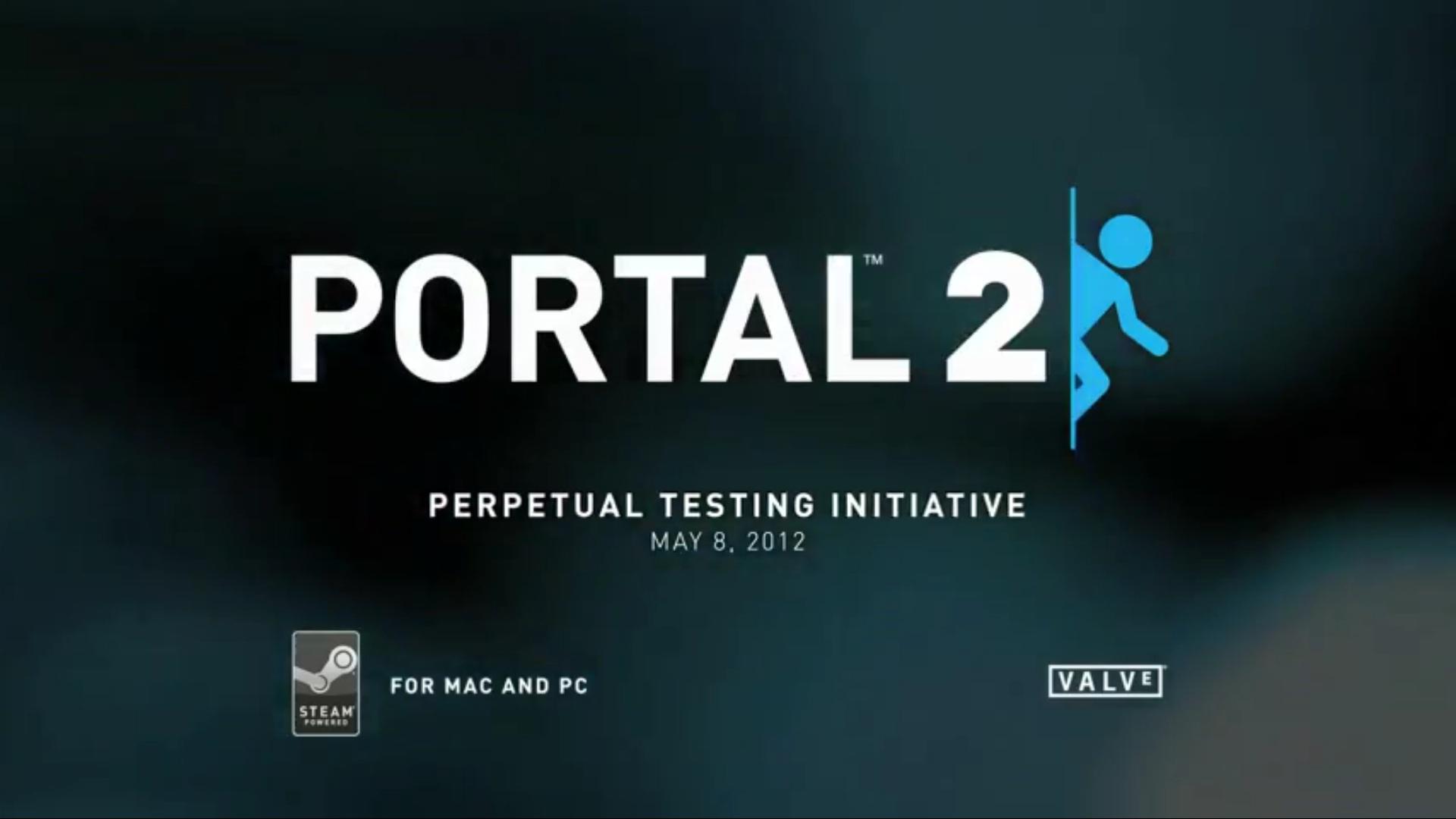 Portal 2 Getting Free Custom Map Editor [DLC] | That's It Guys