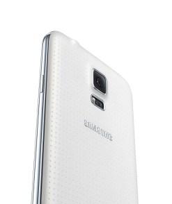 Samsung Galaxy S5 White (rear)