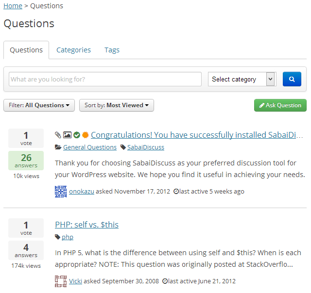 Best WordPress Plugin To Add Questions And Answers Community