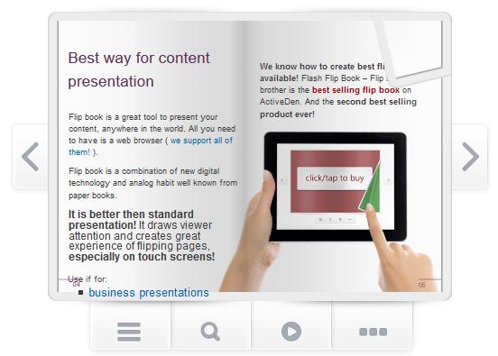 Best WordPress Plugin To Add Responsive, jQuery Flip Book