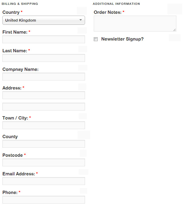 Add Campaign Monitor Newsletter Signup Option In WooCommerce