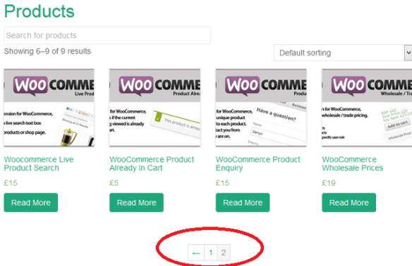 How To Add Custom Ajax, JavaScript Pagination In WooCommerce