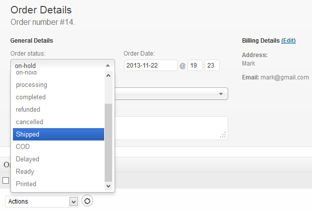 How To Add Your Own, Custom Order Status In WooCommerce