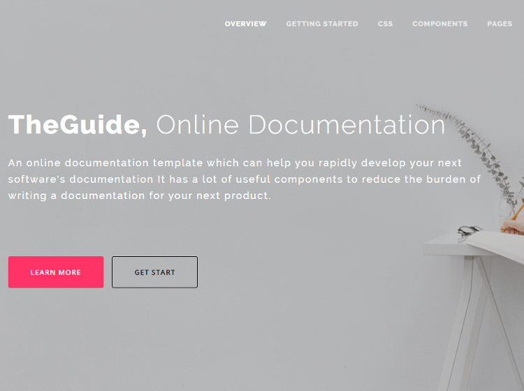 TheGuide HTML5 Template