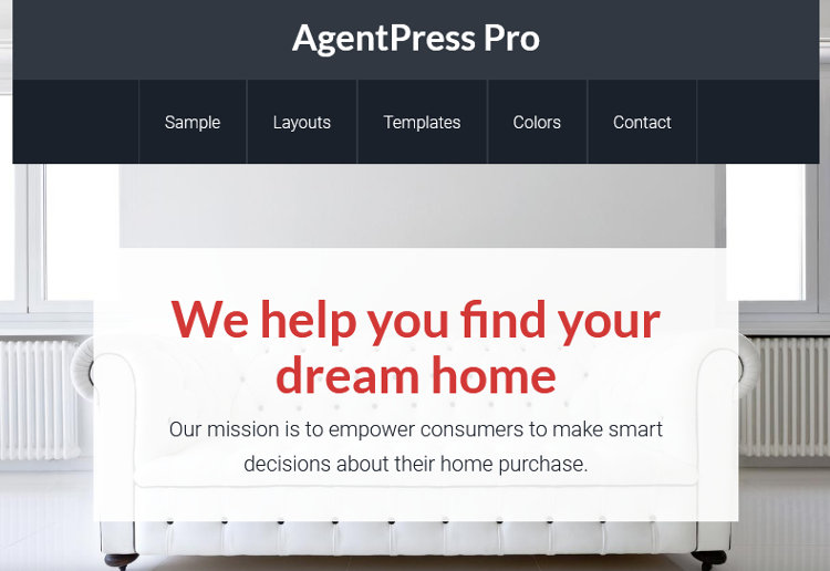 AgentPress Pro WordPress Genesis Child Theme