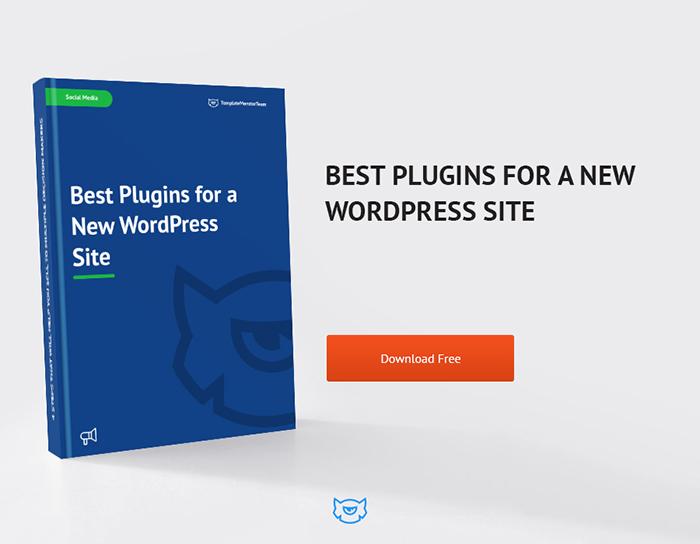 Best Plugins For A New WordPress Website e-book